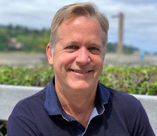 Jim Stegenga, Olympia Acupuncturist